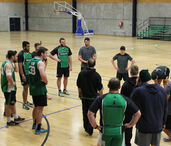 Manawatu Turbos squad 2015 day one