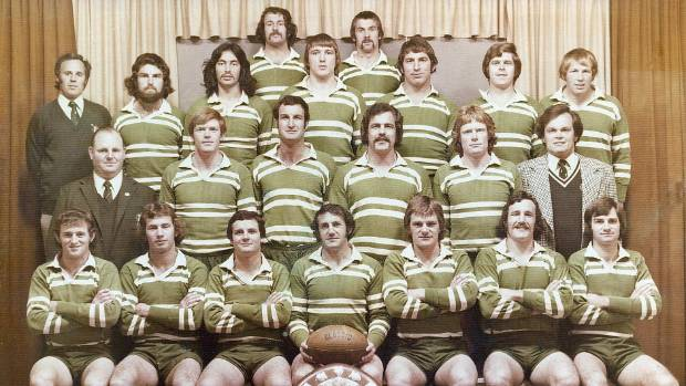 Shield team 1976