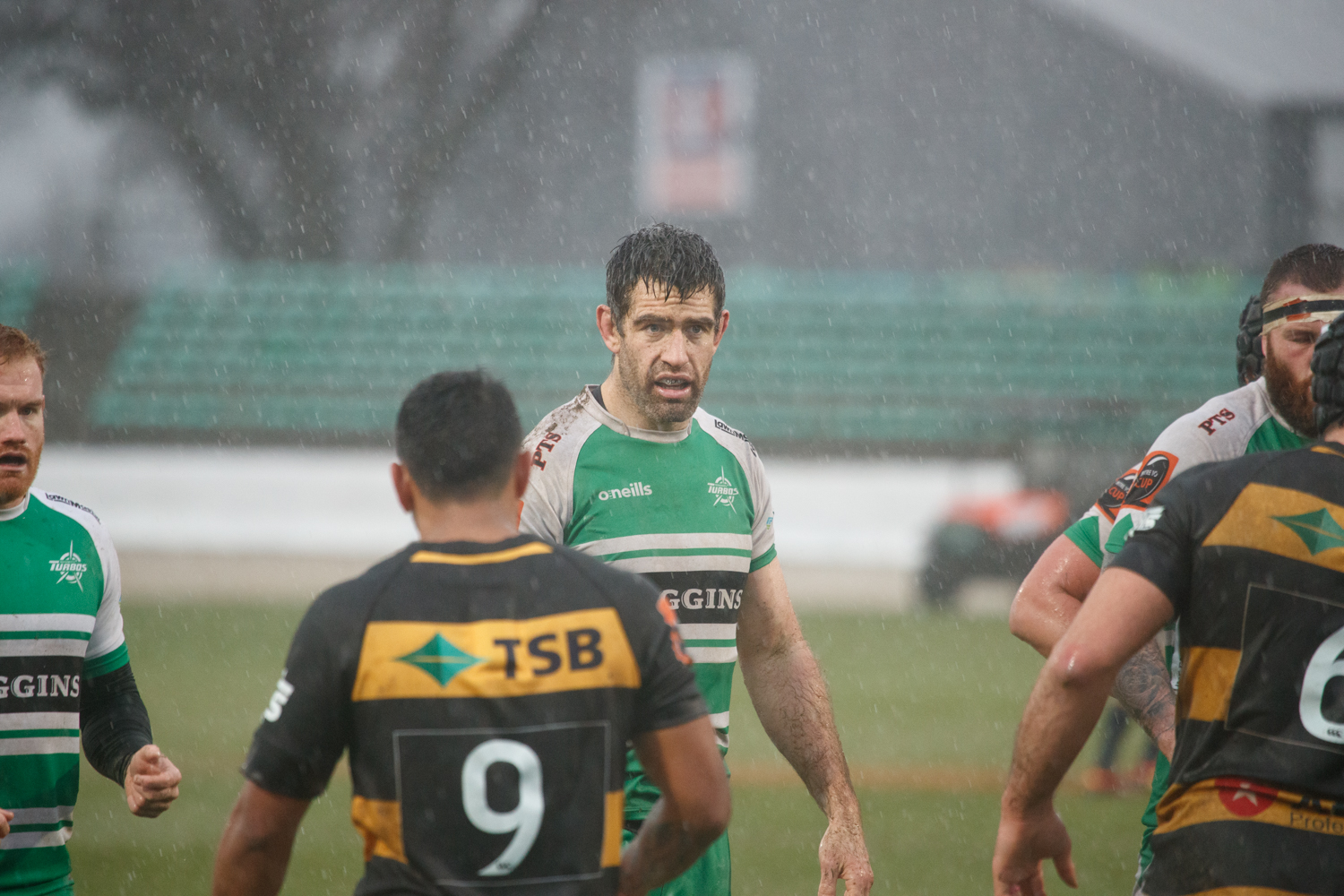Centurion Crosswell's crucial career in green and white